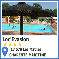 Camping charente